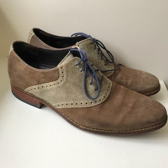 Men's Cole Haan Shoes 11.5 Oxford Lace Up